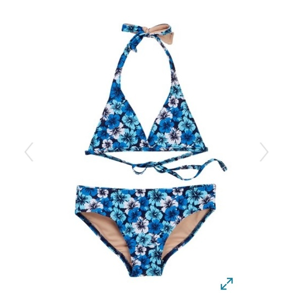 653931fb65 Toobydoo Swim | New Cape Jasmine Hibiscus Print Bikini | Poshmark